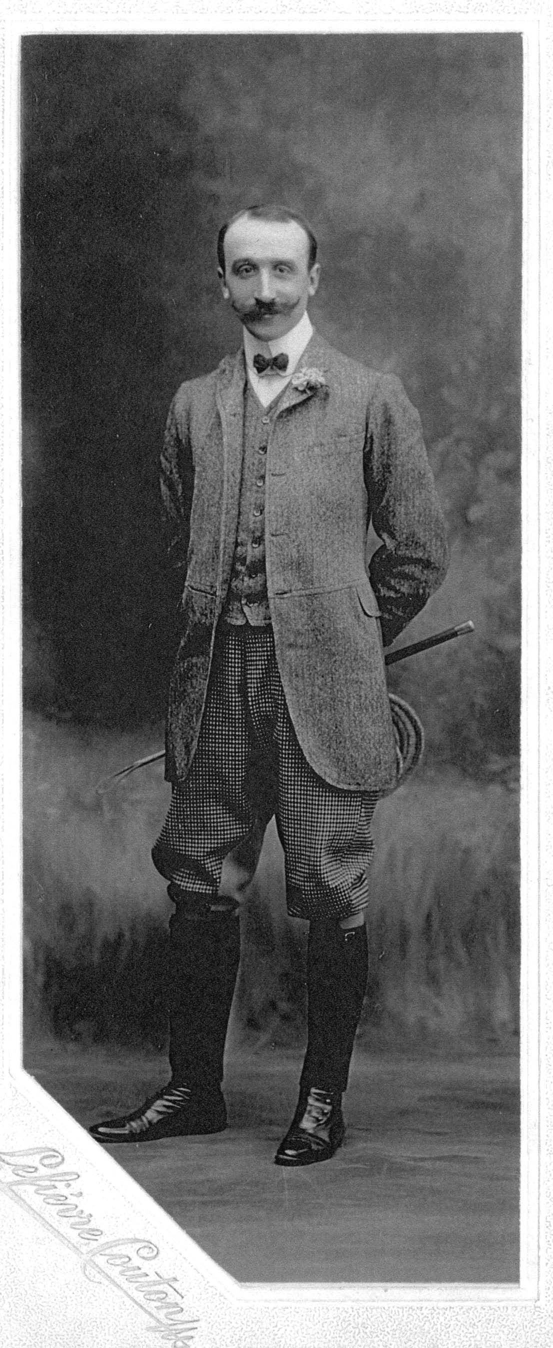 Alfred Douët