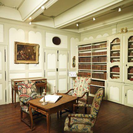 le Salon d'étude