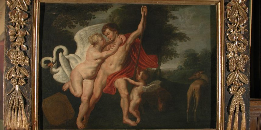 Vénus & Adonis atelier de Rubens