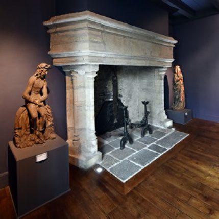 cheminée du Grand cabinet